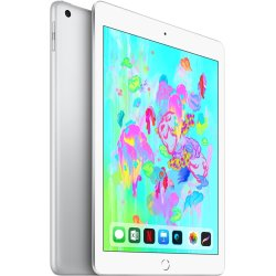 Apple iPad (2018) 128GB Wi-Fi, sølv
