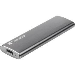 Verbatim VX500 ekstern SSD harddisk USB 3.1, 240GB