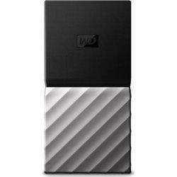 "Western Digital ekstern SSD harddisk 256GB, 2.5"""