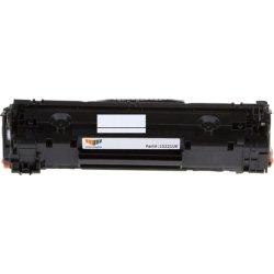 MM 83A/CF283A kompatibel lasertoner, sort, 1500s