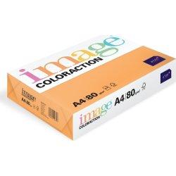 Image Coloraction A4, 80g, 500ark, orange