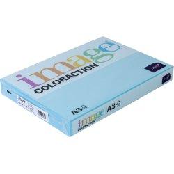 Image Coloraction A3, 80g, 500ark, laguneblå