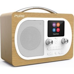 Pure Radio Evoke H4 Bluetooth Eg med FM/DAB/DAB+