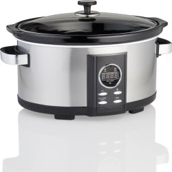 Gastronoma digital slow cooker 6,5 L