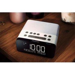 Pure Clockradio Siesta Rise S Polar m. FM/DAB/DAB+