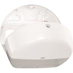 Tork T2 Dispenser Jumbo toiletpapir, hvid