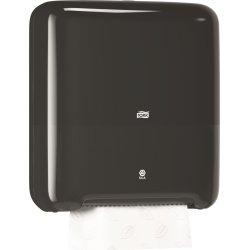 Tork H1 Dispenser Håndklædeark, sort