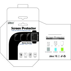 VMax 2.5D beskyttelse Apple Watch Series 4 40mm