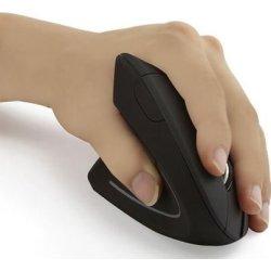 6D Ergonomisk trådløs vertikal mus, venstre hånd