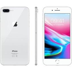 Apple iPhone 8 Plus, 64GB, sølv