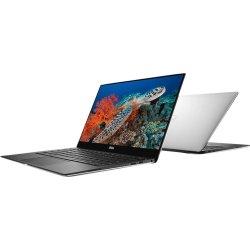 """Dell XPS 13"""" 9370 bærbar notebook, sølv"""