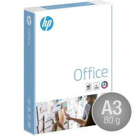 HP Office kopipapir A3/80g/500ark