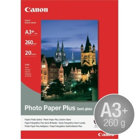 Canon SG-201 halvblank inkjetfoto, A3+/260g/20ark