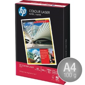 HP ColourLaser papir, A4/100g/500ark