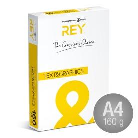 Rey Text & Graphics Kopipapir A4/160g/250ark