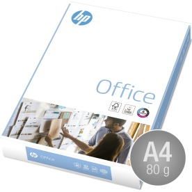 HP Office kopipapir A4/80g/500ark