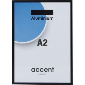 Accent Skifteramme A2, sort