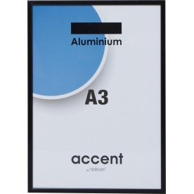 Accent Skifteramme A3, sort
