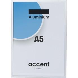 Accent Fotoramme A5, sølv