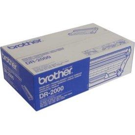 Brother DR2000 lasertromle, sort, 12000s