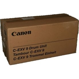 Canon C-EXV9/8644A003AA lasertromle, sort, 70000s
