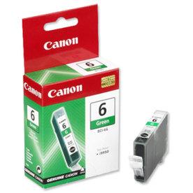 Canon BCI-6G blækpatron, grøn, 280s