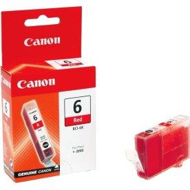 Canon BCI-6R blækpatron, rød, 210s