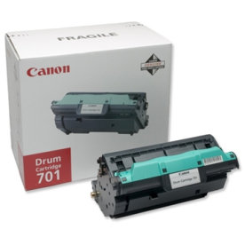 Canon nr. 701/9623A003 lasertromle, sort, 20000s