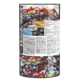 Mixed Miniatures små chokolader, 3kg
