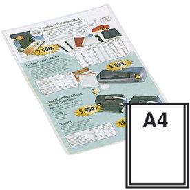 Esselte Copysafe etui A4, 0,11mm 100stk