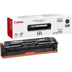 Canon 731C Lasertoner, cyan, 1500s