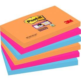 Post-it Super Sticky Notes 76 x 127mm, Bangkok