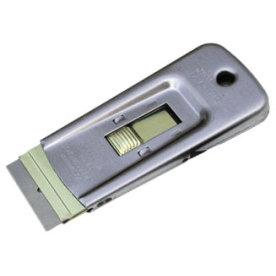Glasskraber / click skraber inkl. 5 blade