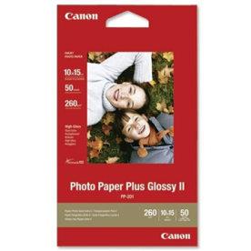 Canon PP-201 blank inkjetfoto, 13x18cm/260g/20ark