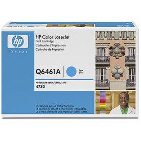 HP 644A/Q6461A lasertoner, blå, 12000s