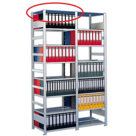 META CLIP Compact, 25x75x(2x30), Galvanis,Tophylde