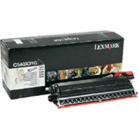 Lexmark 0C540X31G lasertromle, sort, 30000s