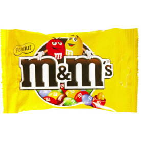 M&M's Peanut, 45g