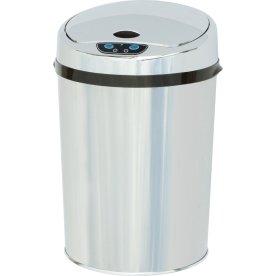Affaldsspand m. sensor, 9 liter