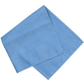 Microfiberklud 32 x 32cm, blå