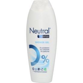 Neutral Showergel, 250ml