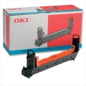 OKI 41514711 lasertromle, blå, 39000s