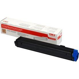 OKI 43979102 lasertoner, sort, 3500s