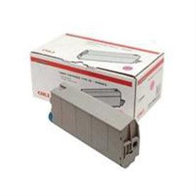 OKI 44059106 lasertoner, rød, 8000s