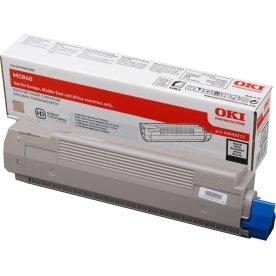 OKI 44059212 lasertoner, sort, 9500s