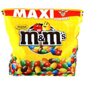 M&M's Maxi Peanut, 1 kg