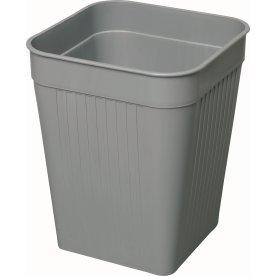 Bantex Orth papirkurv, 14 liter, grå