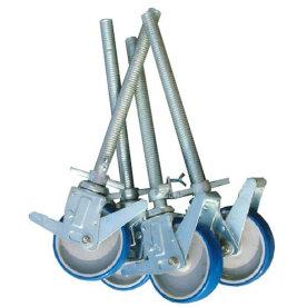 Udskiftning af hjul til ø 200 hjul inkl. spindel