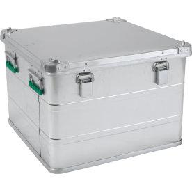 Transportkasse ALU 107 liter, 60x60x40 cm