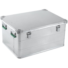 Transportkasse ALU 149 liter, 80x60x40 cm